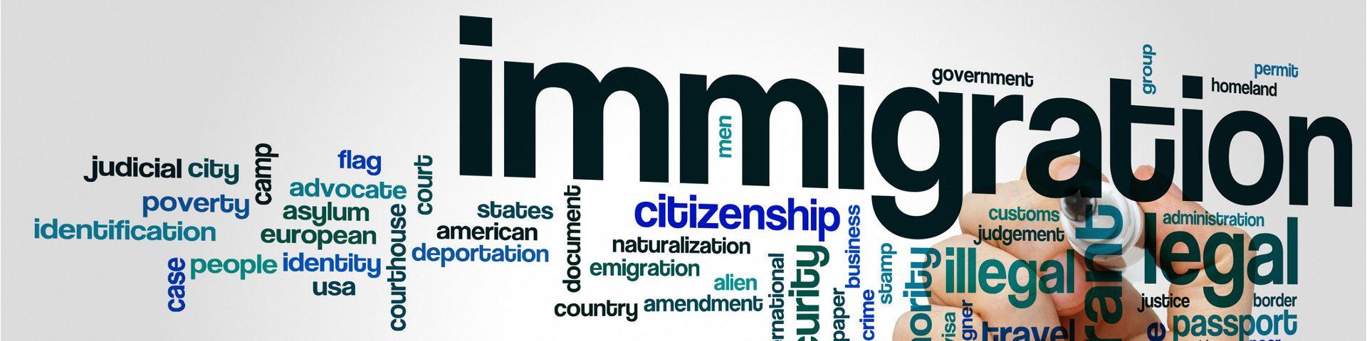M-biljet of M-formulier belastingaangifte bij emigratie of immigratie